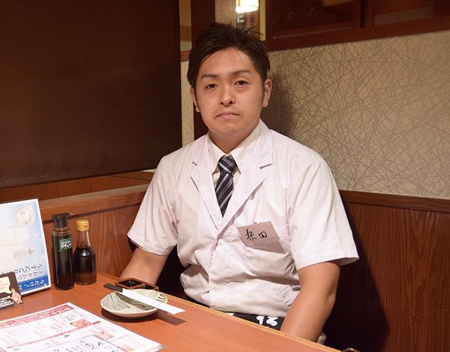 北海道海鮮にほんいち 本町店 店長