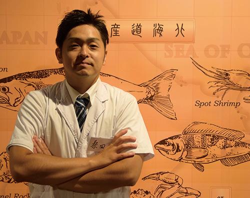 2012年入社 北海道海鮮にほんいち 本町店 店長